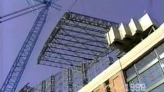 Big Blue crane collapse at Miller Park