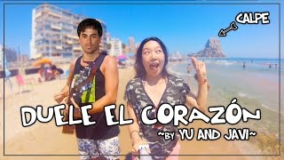 Duele El Corazón - Enrique Iglesias ft. Wisin - cover by Yu&Javi @Calpe (Alicante)