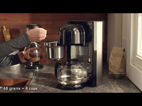 Presenting the Pour Over Coffee Brewer | KitchenAid