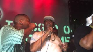 "Capone & Noreaga LIVE at SOBs featuring Royal Flush ""Iced Down Medallions"" w/ Tragedy Khadafi"