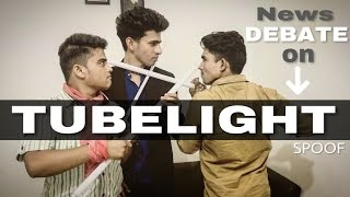 News Debate on TUBELIGHT | Round2Hell | R2H