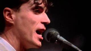 Talking Heads  Found a Job  -84