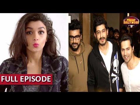 Alia Refuses To Put Her Foot Down On Demands | Varun & Arjun  Attend 'Raagdesh ' Screening