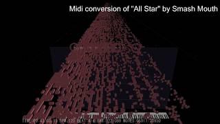 Midi song videos / InfiniTube