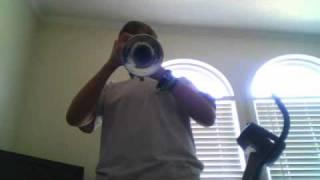 Star Wars Theme on Trumpet