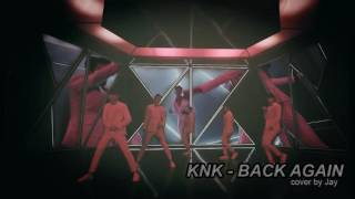 [SHORT COVER] 크나큰 KNK - BACK AGAIN