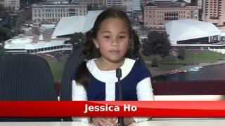 Jessica Ho - 7 News Experience