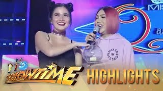 """It's Showtime Miss Q & A: Bela wants to replace """"Ate Girl"""""""