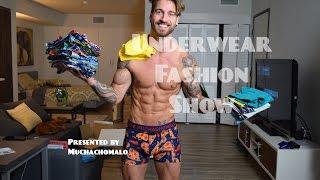 Underwear Fashion Show! :)