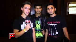 #HHI2013 - 1313Crew India Interview