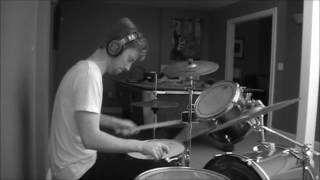 Handsome (Live) - The Vaccines Drum Cover