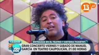 Manuel García - Gran capital   Bienvenidos
