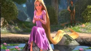 Tangled (Enrolados) - A histeria de Rapunzel.