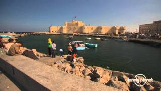 Alexandria - Egypt - Lonely Planet travel videos