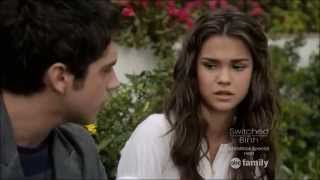 Brandon and Callie -Say Something (The Fosters)