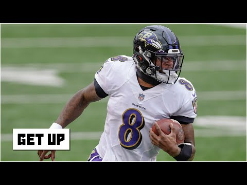 How much of an improvement will the Ravens make in their offense? | Get Up