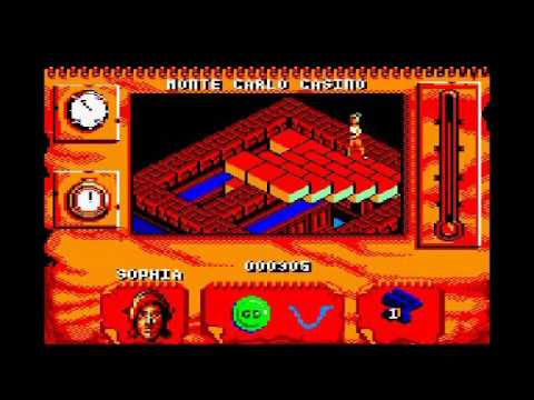 Indiana Jones and the Fate of Atlantis - Amstrad CPC Longplay