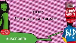 David guetta bad subtitulado en español