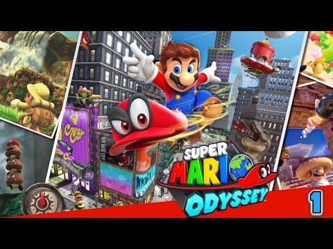 Super Mario Odyssey Part  16: Fröhliches Seilspringen und Beach Volleyball spielen