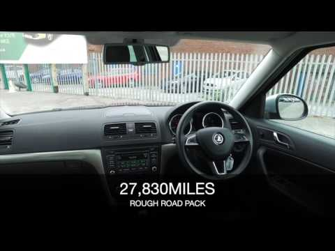 SKODA YETI OUTDOOR DIESEL ESTATE (2014) 2.0 TDI CR [140] Elegance 4x4 5dr