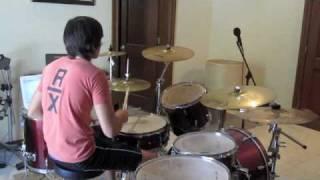 Los claxons - Crónica de un beso [Drum cover]