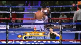 Denver Cuello vs Ganigan Lopez