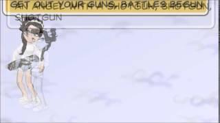 Angel With A Shotgun- (Nightcore) WoozWorld Music Video