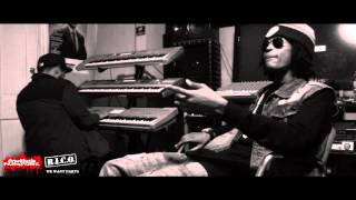 Richy B & A.Sams (Studio Vlog) Tyrese How You Gonna Act Like That