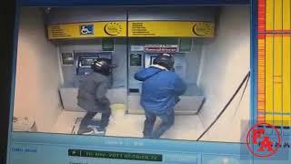 Bandidos explodem caixa eletr~ônico do Sicredi em Glória D´oeste MT