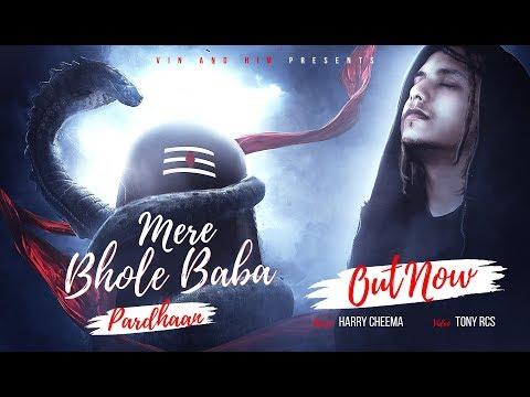 MERE BHOLE BABA LYRICS - Pardhaan