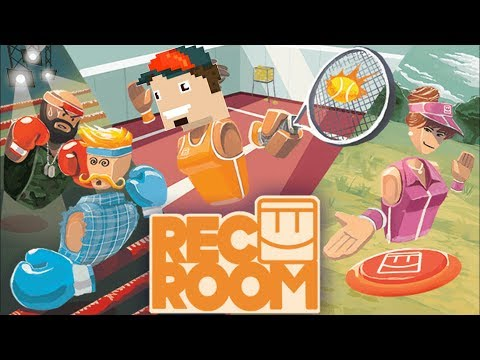 MUNDO ONLINE VR!! || Rec Room PSVR