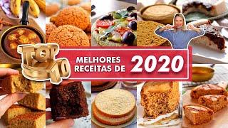 10 MELHORES RECEITAS SEM GLÚTEN E SEM LACTOSE DE 2020
