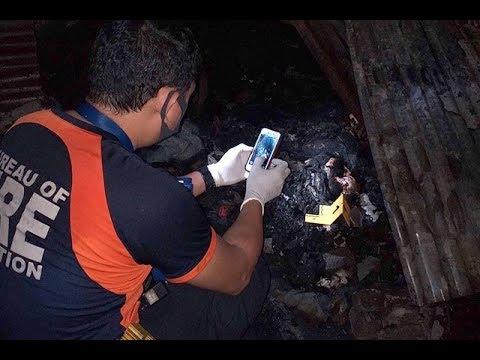 4 taong gulang na bata, patay matapos ma-trap sa residential fire sa Quezon City