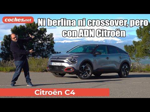 CITROËN C4 2021 | Prueba / Test / Review en español | coches.net