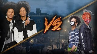 WHO IS BETTER? LES TWINS VS AYO AND TEO width=