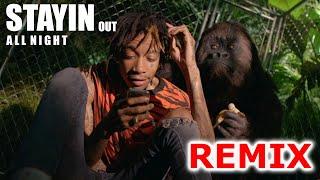 LENIX// Wiz Khalifa - Stayin out all Night (Chill/Deep)
