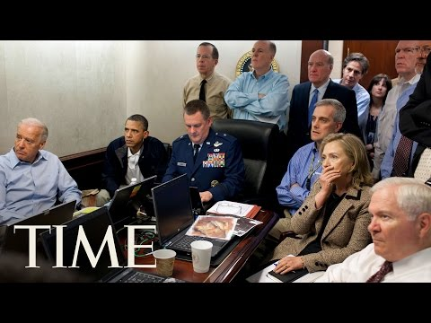 10 Days That Define The Obama Presidency: The Death Of Bin Laden   TIME