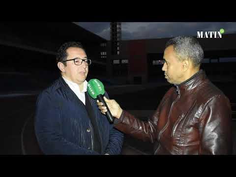 Video : Raja-African Stars de Namibie : Le Grand Stade de Marrakech se prépare pour assurer le bon déroulement du match