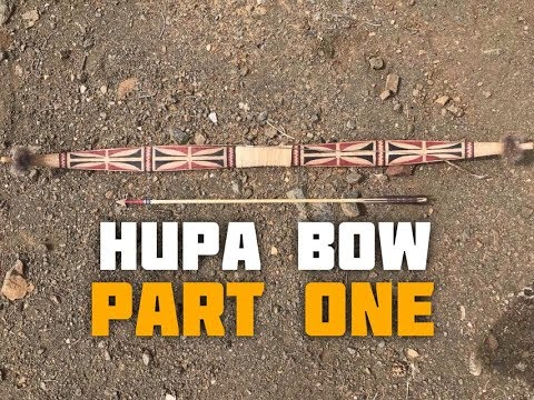 Hupa/Yurok Style Bow (Part 1 of 6)