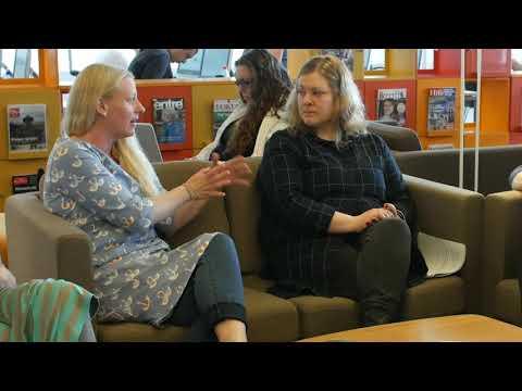 LoungeTalks om E-resurser på bibliotek