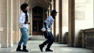Ca Blaze & Lil' Beast (Les Twins) New Style Tutorial Part 4/4 | NEW STYLE HIP HOP in Paris