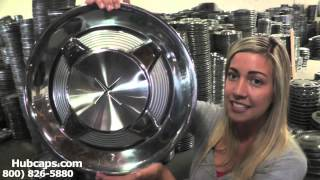Automotive Videos: De Soto Hub Caps, Center Caps & Wheel Covers