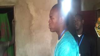 Farabougou talk with Balla Moussa Traore