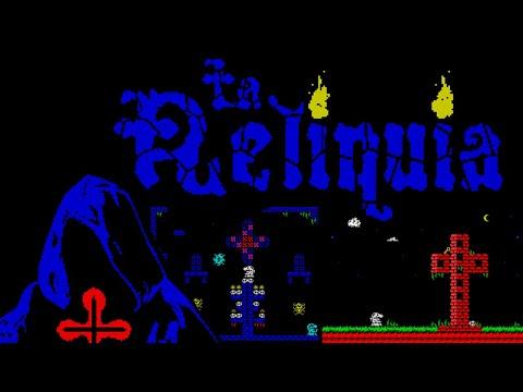 ⚜️La Reliquia [Roolandoo - 2020] #ZXSpectrum