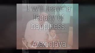 My Legacy - Alex Olaya