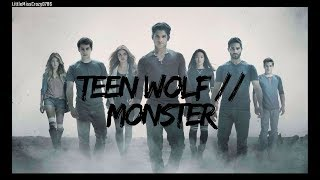 Teen Wolf || Monster