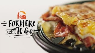 Quesadilla Hacks | For Here or To Go | Taco Bell