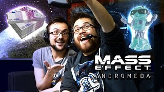 [Sponso] Best Of Stream NVIDIA avec Benzaie (Mass Effect Andromeda)