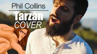 Disney TARZÁN - Phil Collins - En mi corazón vivirás (cover)