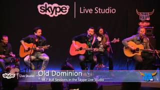 Old Dominion - Beer Can in a Truck Bed (98.7 THE BULL)